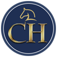 Charlie Hutton Equestrian Logo