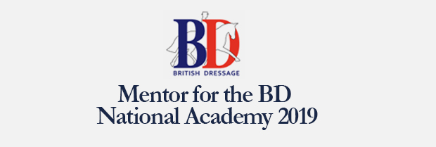 British Dressage mentor