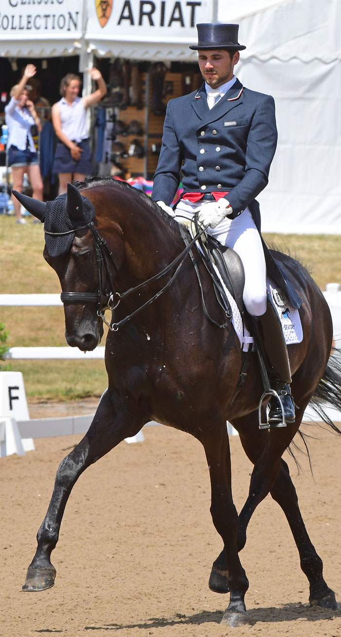 Charlie Hutton Dressage