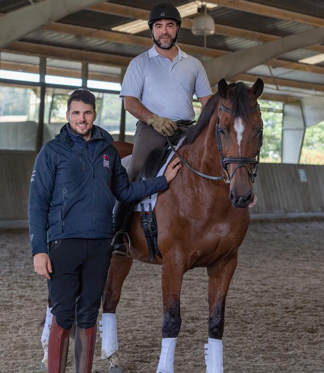 Charlie Hutton Equestrian Coaching